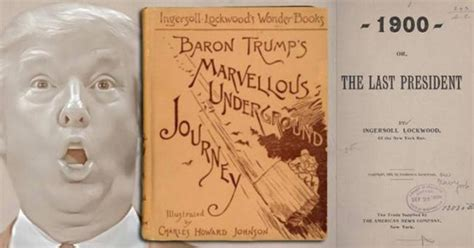 libro the president three novels from 1896 about baron trump making eerie predictions disclose tv
