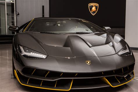 Lamborghini New Supercar Lamborghini Introduces Limited Edition Centenario