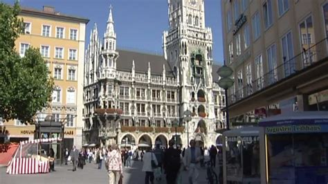 munich city center munich center germany hd travel channel