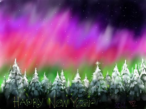 northern lights of year made with paper northern lights year dear