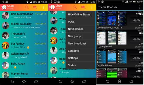 themes whatsapp apk descargar whatsapp plus 3 5 apk