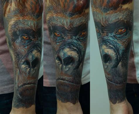 gorilla tattoos gorilla tattoos askideas