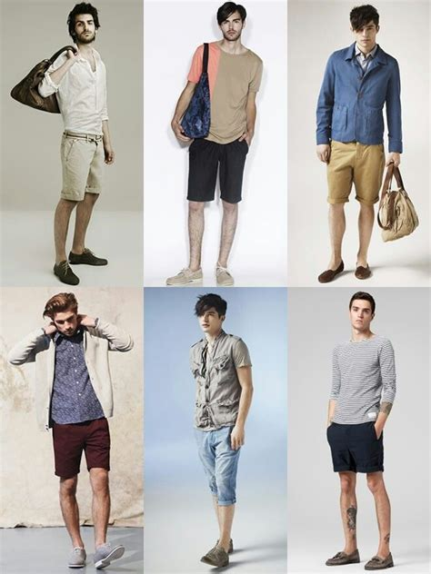 how to wear shorts with shoes for style guys