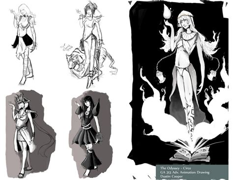 themes in book 22 of the odyssey design ideas for circe the odyssey by catcouch on deviantart