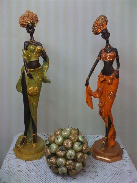 imagenes de negras en ceramica milena s mis manualidades mis africanas