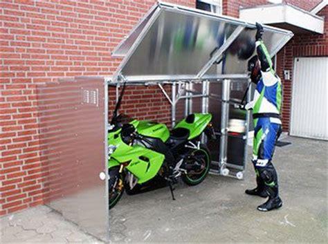 Motorradgaragen Plastik by Die Besten 25 Motorradgarage Ideen Auf Pinterest