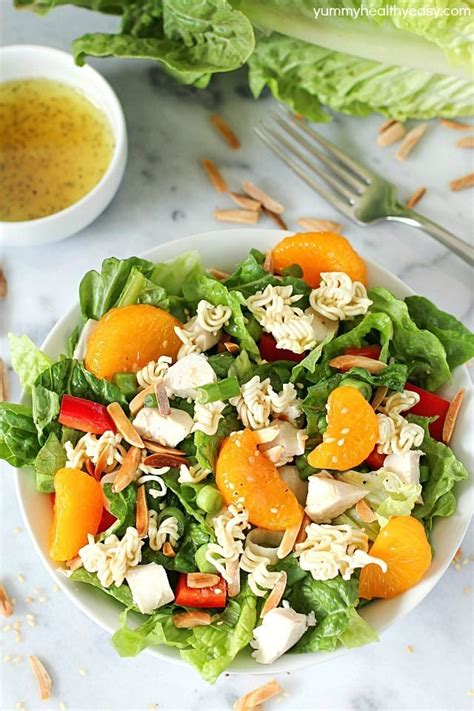 big salads 31 easy recipes for your healthy month books chicken salad with easy dressing