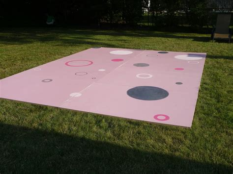 backyard dance floor diy dance floor for a teen party design dazzle