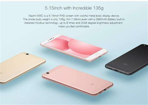 Slim Black Matte Xiaomi 5c Mi5c Mi 5c 5 15 Inchi Tpu xiaomi mi 5c 5 15inch 3gb 64gb smartphone black