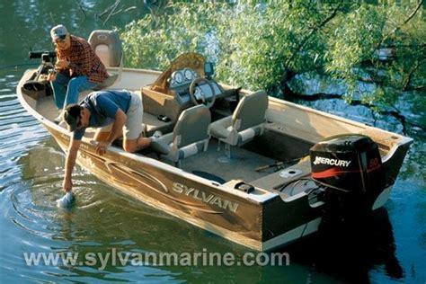 sylvan tiller boats boats specifications