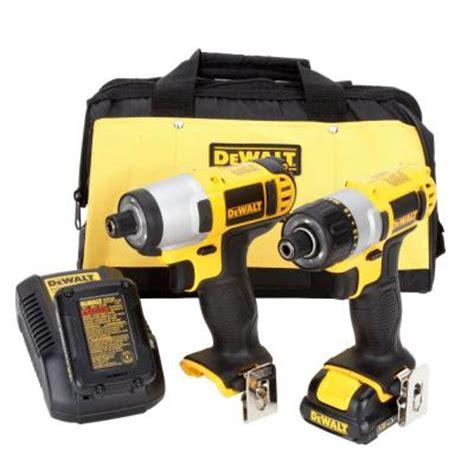 dewalt 12 volt max lithium ion cordless screwdriver impact
