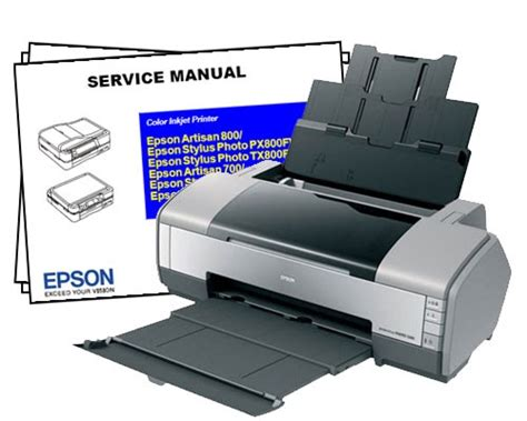 tutorial resetter epson 1390 epson stylus photo 1390 1400 1410 service manual