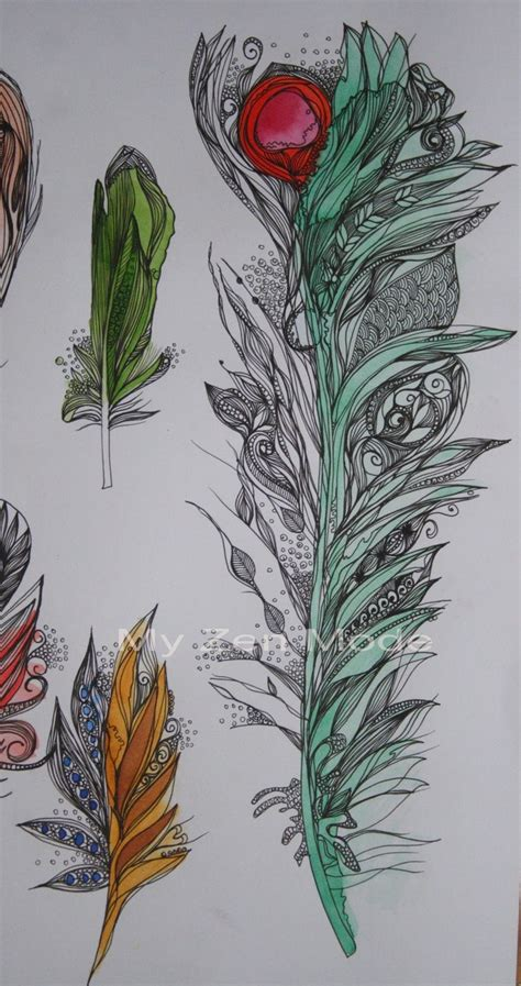 zentangle patterns tangle patterns scrolled feather 566 best zentangle doodles images on pinterest doodle