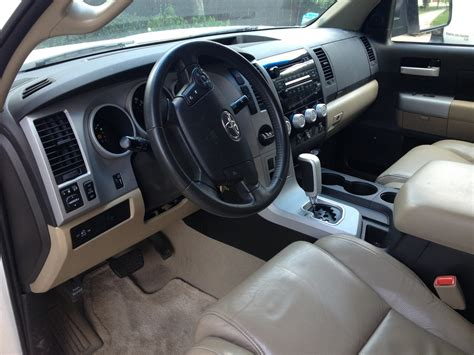 2007 Toyota Tundra Interior by 2007 Toyota Tundra Pictures Cargurus