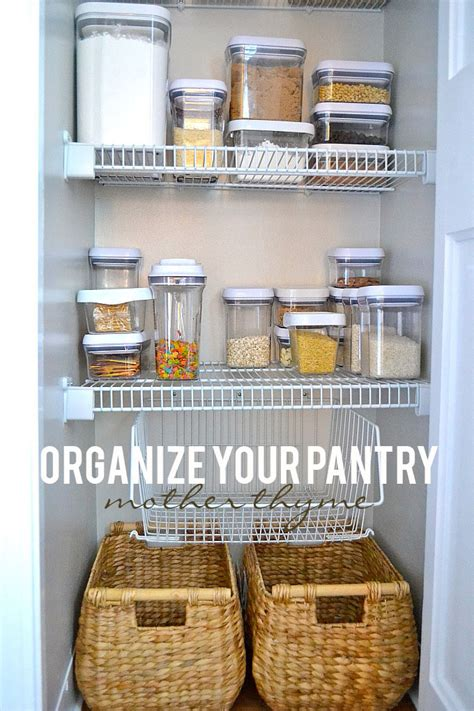 Oxo Pantry by Currently Loving Oxo Pop Containers