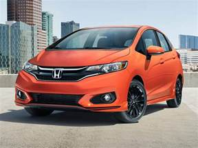 honda fit new car price new 2018 honda fit price photos reviews safety