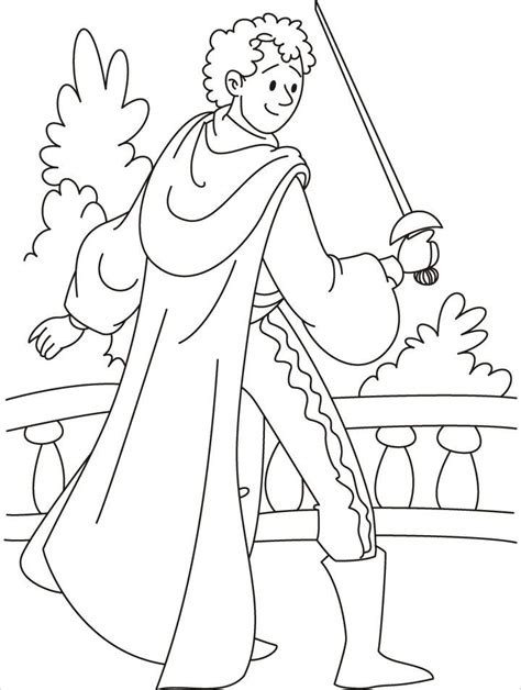 Handsome Prince Coloring Pages by Times Coloring Pages Coloring Home