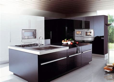 cocinas grandes modernas cocinas integrales modernas usos fotos ideas y espacios