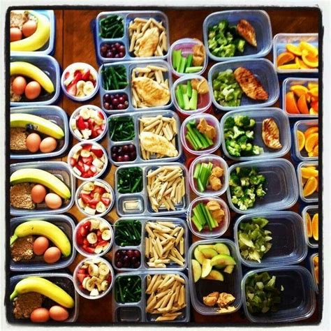food prep meals meal prep meal prep ideas pinterest