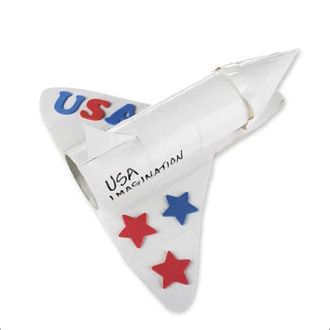 How To Make A Paper Rocket Ship - encourage creativity with 10 craft essentials