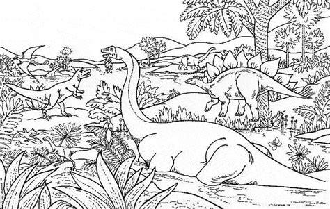 Dididou Coloriage De Dinosaure Page 2