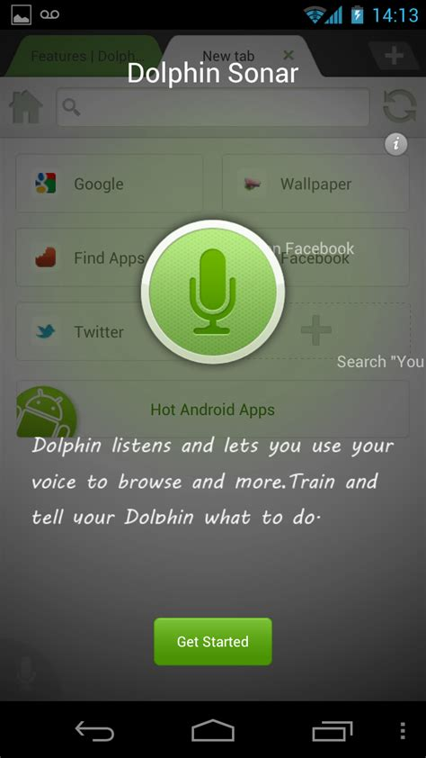 how to get siri on android dolphin sonar poised to become the siri of android vatornews