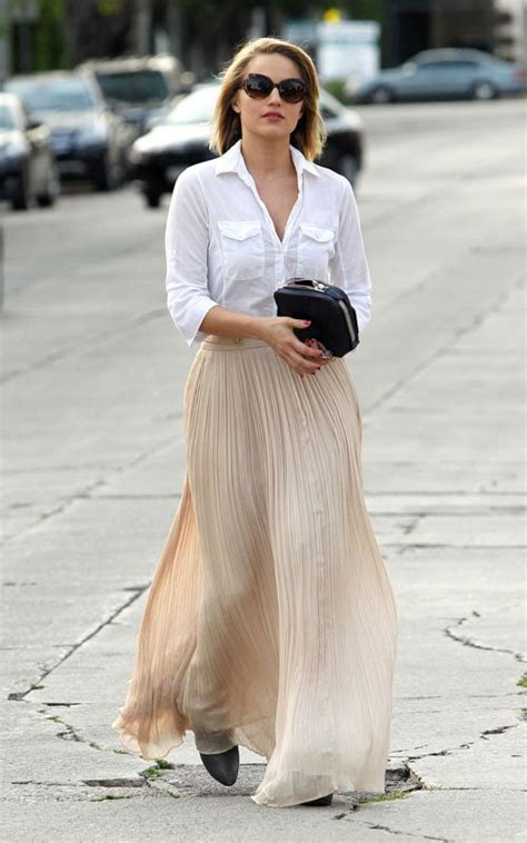 Dian Maxi Blazer A how to wear skirts 9 ways to flaunt in maxi skirts