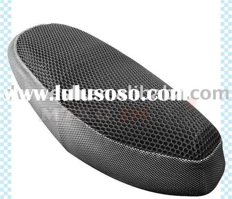 motorbike seat cover material 3d mesh fabric for sale price china manufacturer