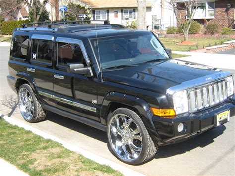 Jeep Commander Specs by Ufclgnd 2006 Jeep Commander Specs Photos Modification