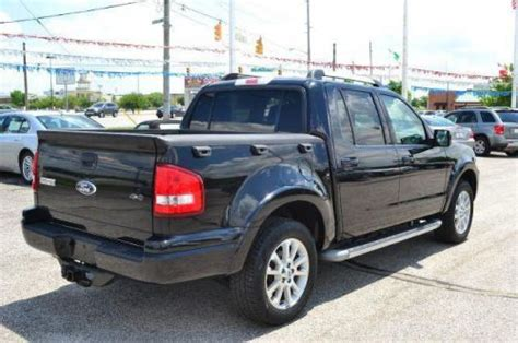 buy ford explorer sport trac buy used 2007 ford explorer sport trac limited in 4080