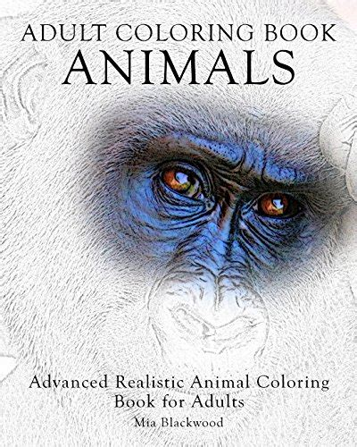 coloring book for adults ebay coloring book animals advanced realistic animal