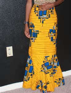 African Maxi Skirts Designs For 2016 » Ideas Home Design