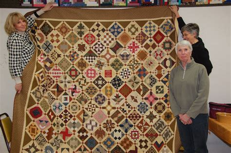 The Farmers Quilt by Pine Needle Quilt Shop Farmers Quilts