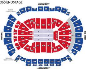 Toyota Center Number Seating Maps Houston Toyota Center