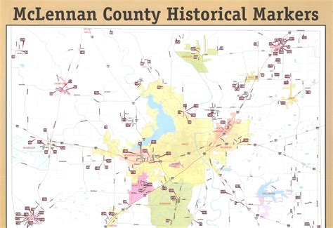 texas historical markers map project ideas from the thc markers staff thc texas gov texas historical commission