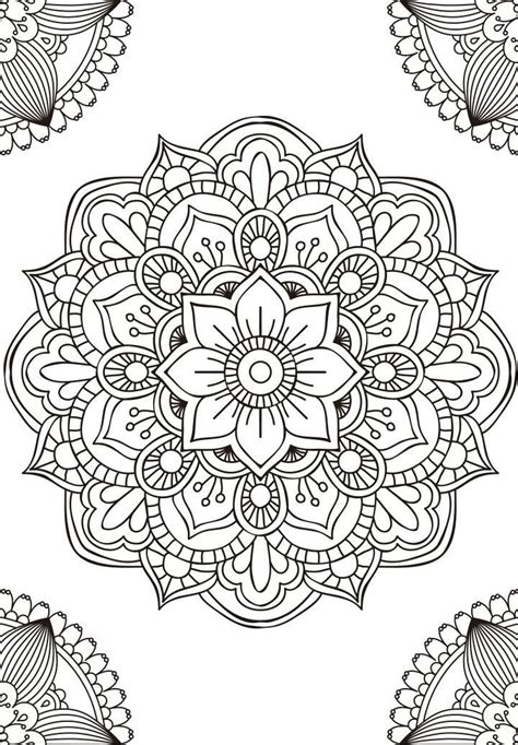 mandalas con animales 7 p las 25 mejores ideas sobre mandalas para colorear en