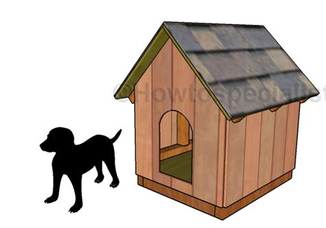 how to build a small dog house small dog house plans howtospecialist how to build