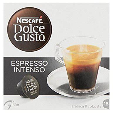dolce gusto espresso intenso nescaf 233 dolce gusto espresso intenso chiccomatic
