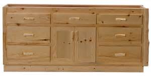 48 quot 60 quot log bathroom vanity log vanity with cedar log