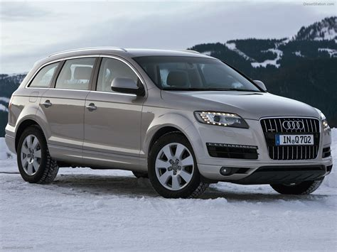 Audi Q7 2011 Exotic Car Pictures #12 of 35 : Diesel Station Q 2011