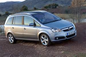 Opel Zafira 2004 Car Design News Opel Zafira 2004