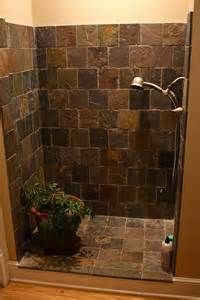 walk in tile shower without door design of the doorless walk in shower decor around the world
