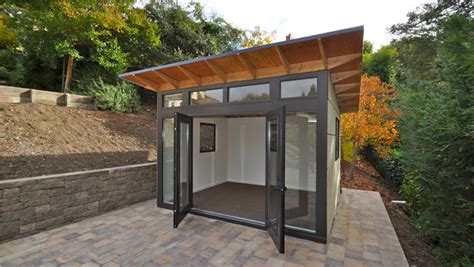 studio shed tiny house design