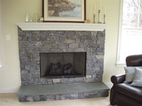 indoor stone fireplace stone indoor fireplaces home design