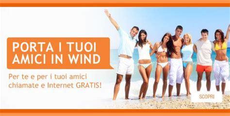 porta in wind porta amici in wind chiamate e gratis per tutti