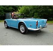 1968 Triumph TR250  Legendary Motors Classic Cars