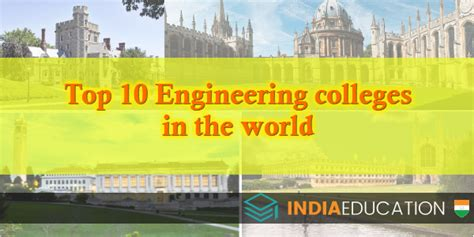 Top 10 Distance Mba Colleges In Maharashtra by Top 10 Engineering Colleges For Indian Students To Study