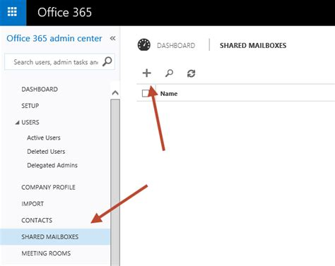 Office 365 Your Mailbox Is Almost How To Create Or Convert Shared Mailboxes In Office 365