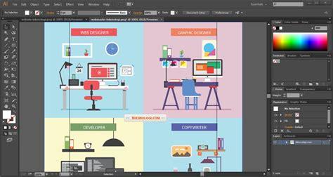 software desain grafis vektor belajar desain grafis khusus pemula fazal rahman