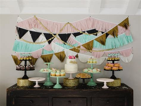 Baby Shower Ideas For A by 10 Creative Baby Shower Ideas Hgtv S Decorating Design